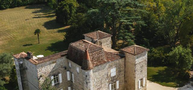 Château de Gensac