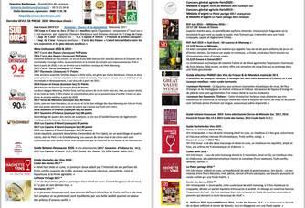 revue de presse Jurançon Bordenave