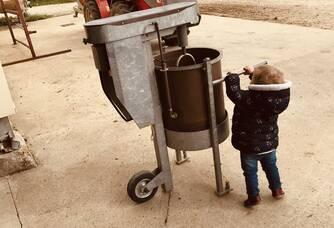 La biodynamie...Dès le plus jeune âge!