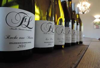 Nos vins ? Savennières, Roche aux Moines, Anjou Blanc & Village, Chaume, Layon, Quarts de Chaume