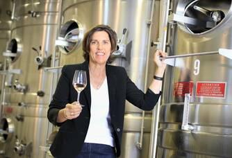 Patricia Otrelli du Château La Calisse