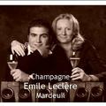 Champagne Emile Leclere
