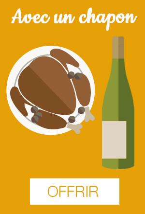 Accords Vin Chapon - Noël