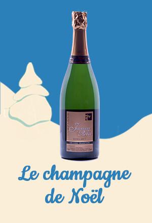 Champagne Jeaunaux - Noël